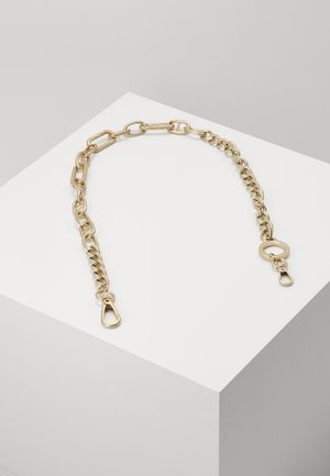 LINK IT UP WALLET CHAIN - Nyckelringar - gold-coloured