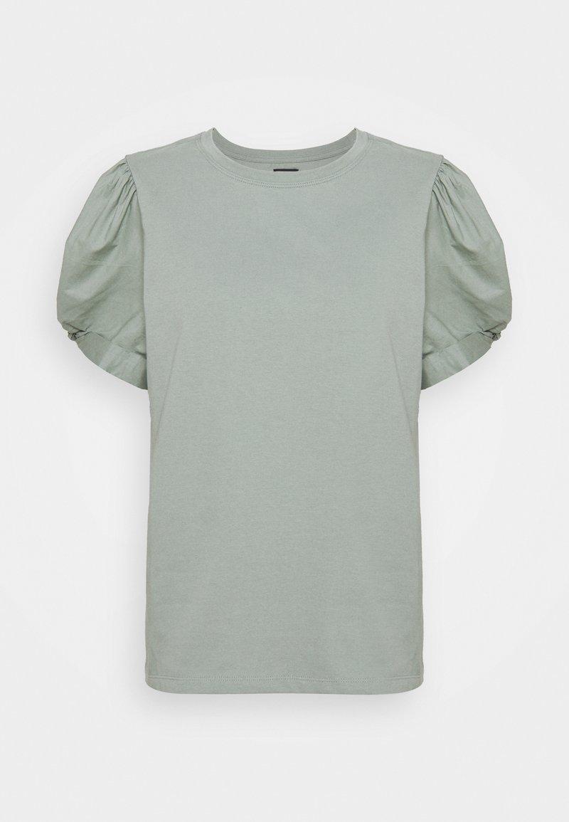 GAP - MIX PUFF - Basic T-shirt - sage