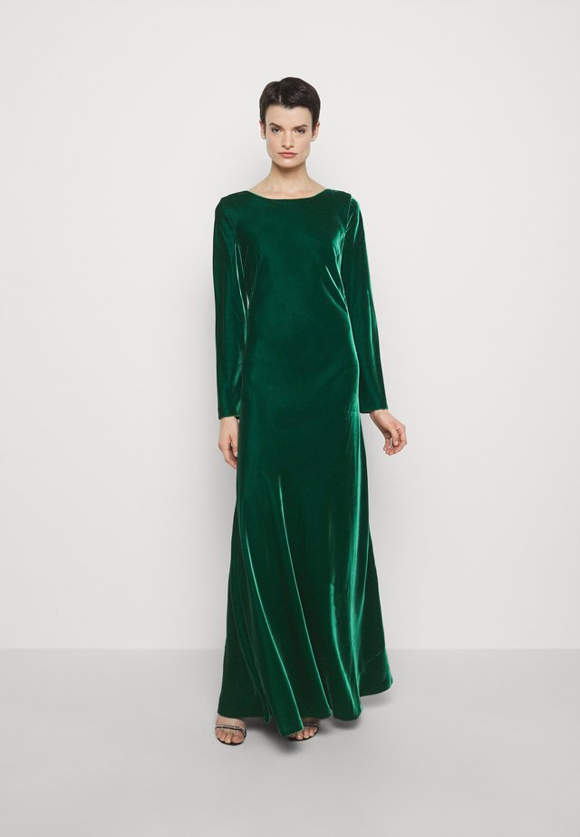 DRESS - Gallakjole - green