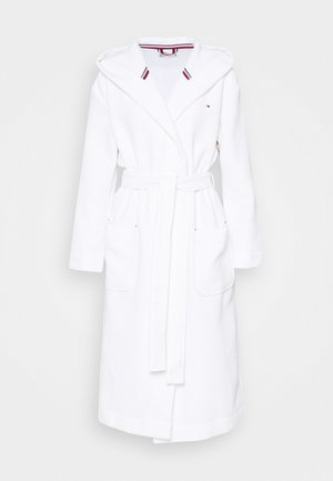 BATHROBE  - Albornoz - white
