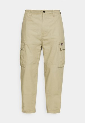 EAGLE BEND - Cargo trousers - khaki
