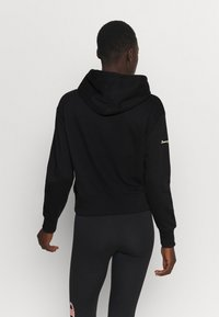 Champion - HOODED - Sweatshirt - black - 2