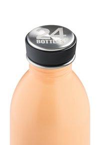 24Bottles - TRINKFLASCHE URBAN BOTTLE BASIC - Drink bottle - peach orange - 1