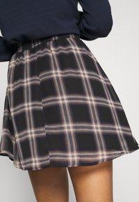 JDY - JDYJOLINE SKIRT  - A-snit nederdel/ A-formede nederdele - black/multicolor - 3
