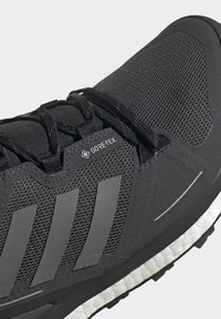 adidas Performance - TERREX SKYCHASER 2 GORE TEX - Hiking shoes - core black/grey four/dgh solid grey - 8