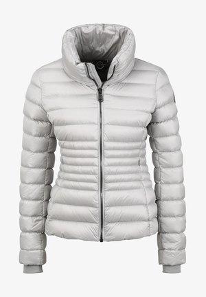 MIT STEHKRAGEN - Down jacket - grey