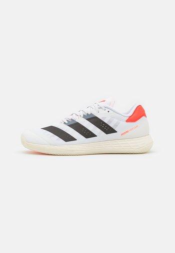 ADIZERO FASTCOURT 2.0 - Handball shoes - white