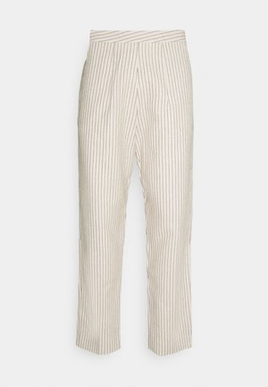 DAWN CROPPED TROUSERS - Trousers - off white