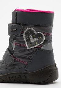 Richter - HUSKY - Winter boots - atlantic - 5