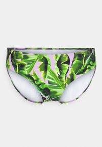 Freya - JUNGLE BRIEF - Bikini bottoms - cassis - 0
