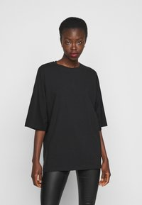 Missguided Tall - T-shirt basic - yellow - 3