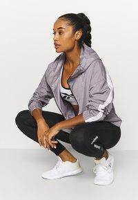 Reebok - Training jacket - lilac - 1