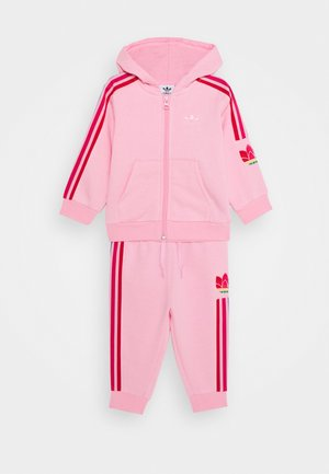 TREFOILHOOD SET - Tracksuit - light pink