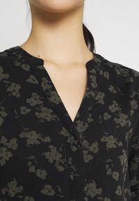 b.young - BYJOSA V NECK - Long sleeved top - deep depths - 4