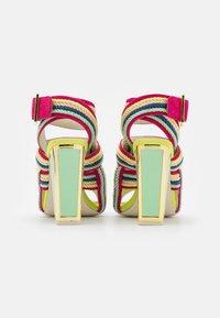 Kat Maconie - ARABELLA - Sandály na vysokém podpatku - multibrights - 3