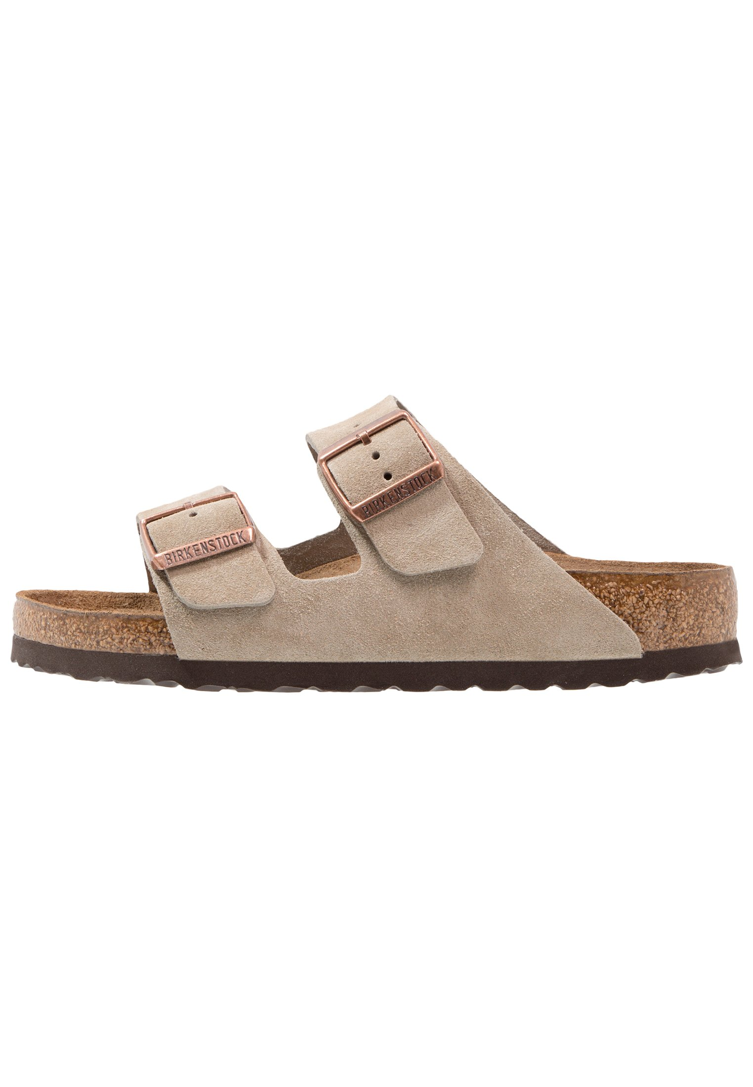 Homme ARIZONA SOFT FOOTBED UNISEX - Chaussons - taupe