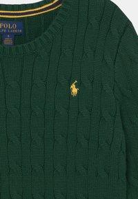Polo Ralph Lauren - CABLE  - Trui - college green - 2