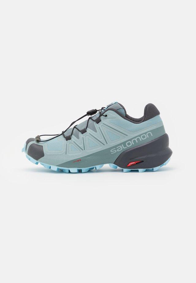 SPEEDCROSS 5 - Trail running shoes - slate/trooper/crystl blue