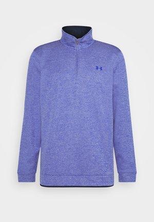 STORM  1/4 ZIP LAYER - Sweatshirt - emotion blue