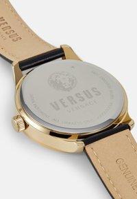 Versus Versace - REALE - Hodinky - black/gold-coloured - 2