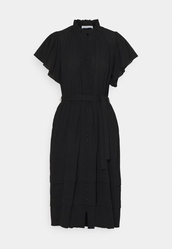 LULU - Shirt dress - black