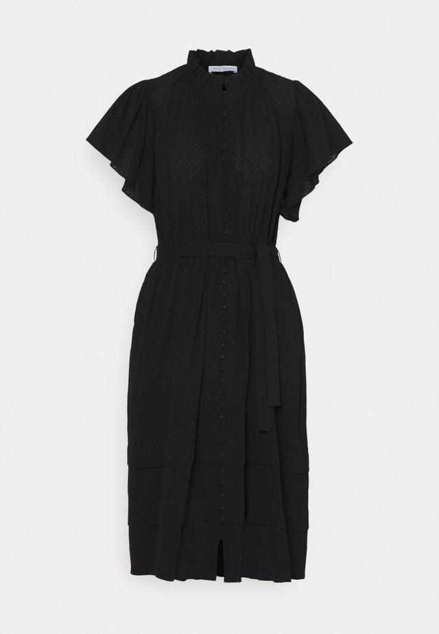 LULU - Košilové šaty - black