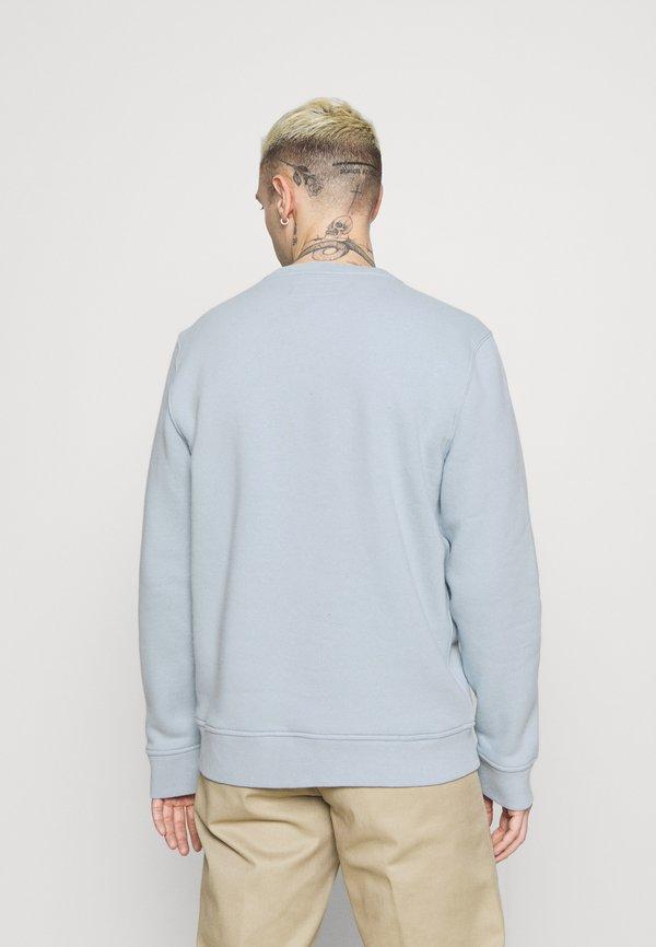 Abercrombie & Fitch Bluza - light blue/jasnoniebieski Odzież Męska OGJZ