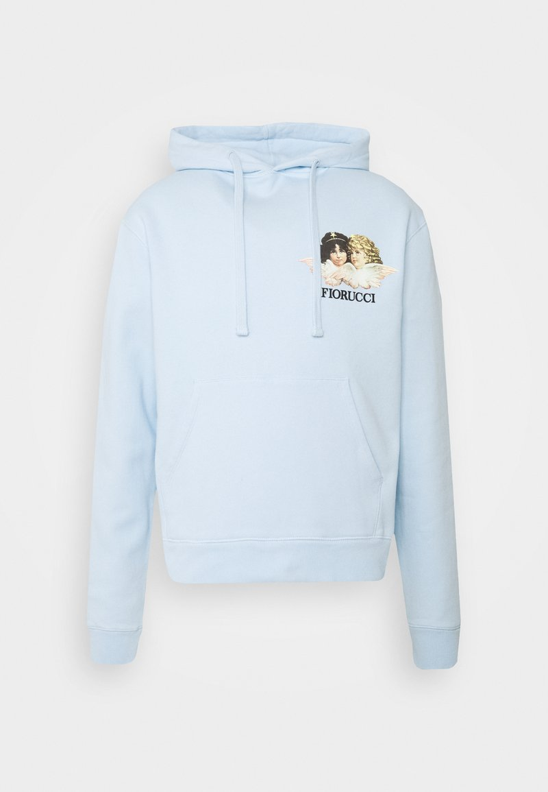 Fiorucci - NEW ANGELS HOODIE - Felpa con cappuccio - light blue