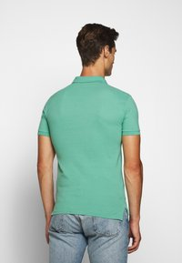Polo Ralph Lauren - SLIM FIT MODEL - Poloshirts - haven green - 2