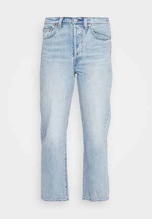 RIBCAGE STRAIGHT ANKLE - Jeans straight leg - middle road