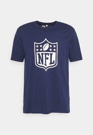 NFL LOGO CORE GRAPHIC - Vereinsmannschaften - navy