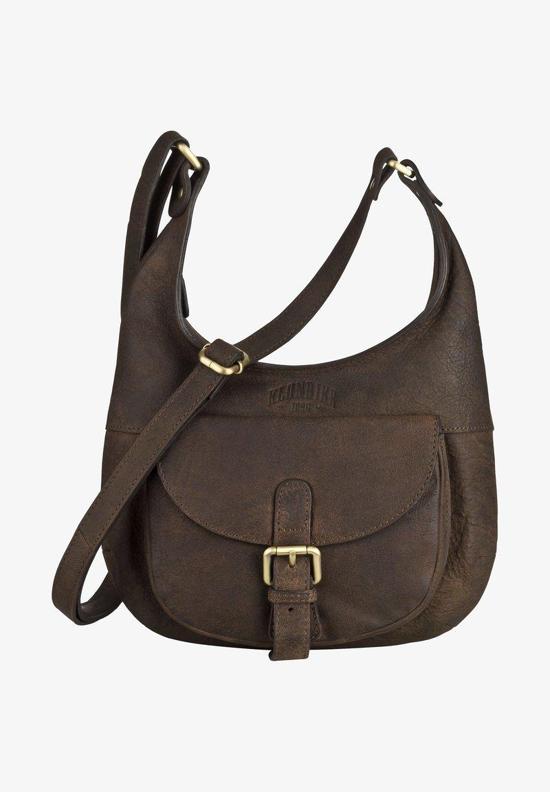 Klondike 1896 - SIENNA - Handbag - dunkelbraun
