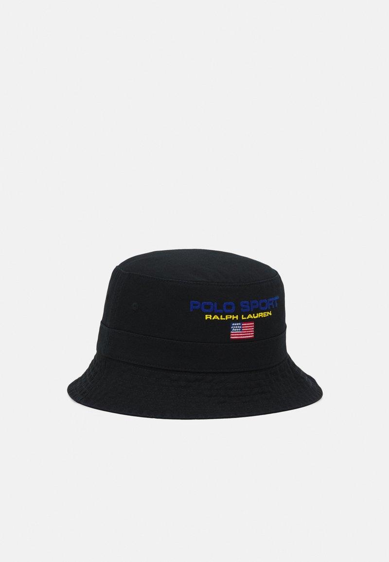 Polo Ralph Lauren - BUCKET HAT UNISEX - Hat - black