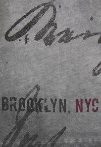 Key Largo - OUTCOME BUTTON - Print T-shirt - anthra - 7