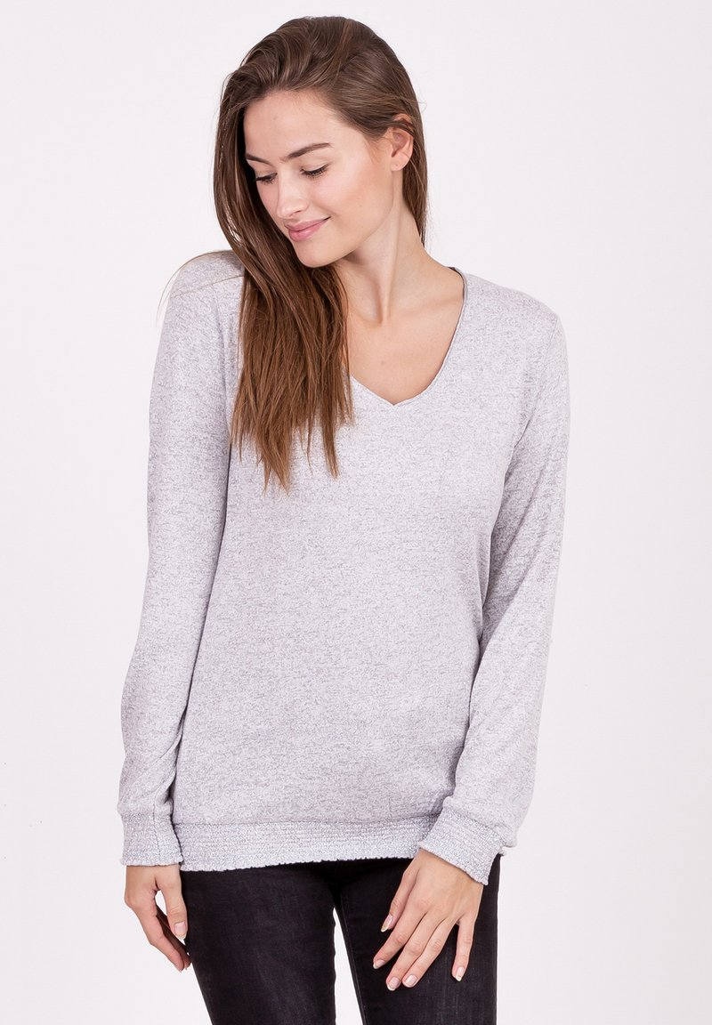 Key Largo - Jumper - grey mel.
