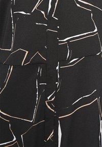 Vero Moda - VMCALA  ANCLE DRESS  - Maxi dress - black - 4