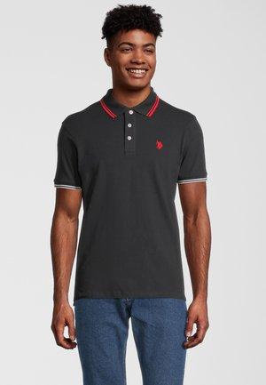 BARNEY - Polo shirt - black