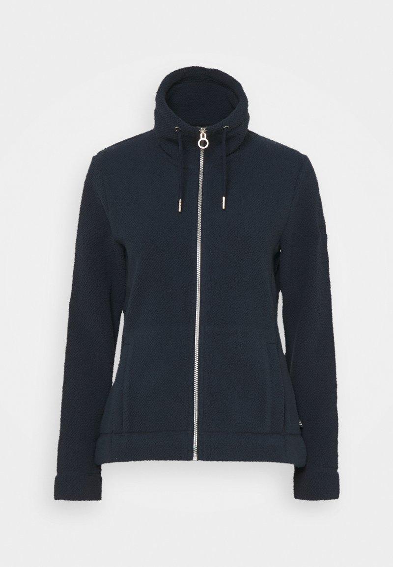 Regatta - ZABELLE - Fleece jacket - navy fluffy