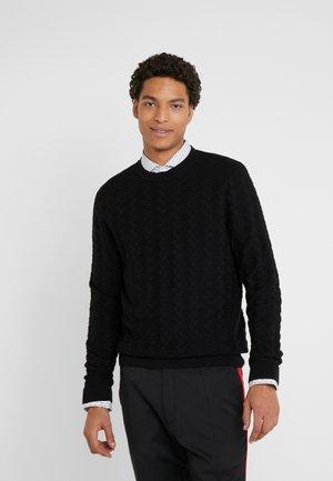 SATU - Pullover - black