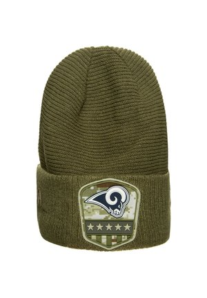 NFL LOS ANGELES RAMS MÜTZE - Mütze - med brown