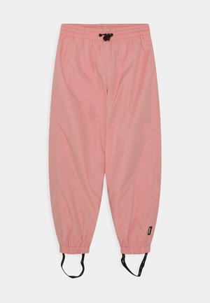 WAITS - Rain trousers - rosequartz