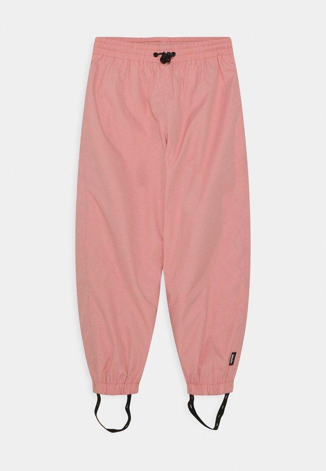 WAITS - Pantalon de pluie - rosequartz