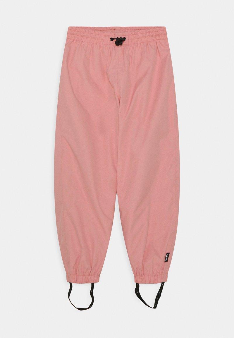 Molo - WAITS - Spodnie przeciwdeszczowe - rosequartz