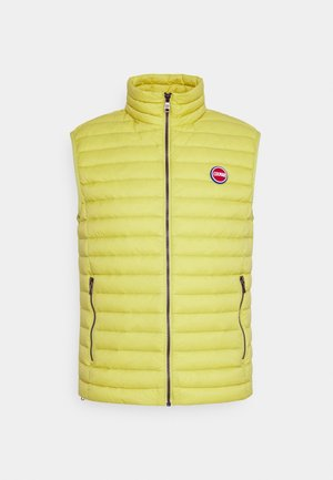 Waistcoat - yellow