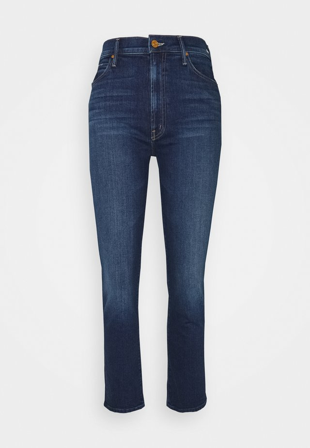 THE SWOONER RASCAL ANKLE - Jeans Skinny Fit - dark blue