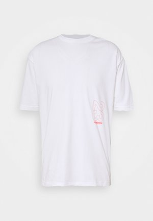 CREW - Camiseta estampada - white
