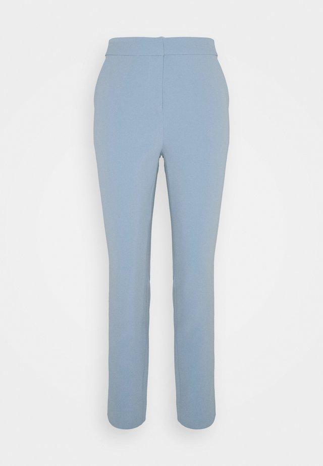 DVF GENESIS  - Trousers - lightsteel blue