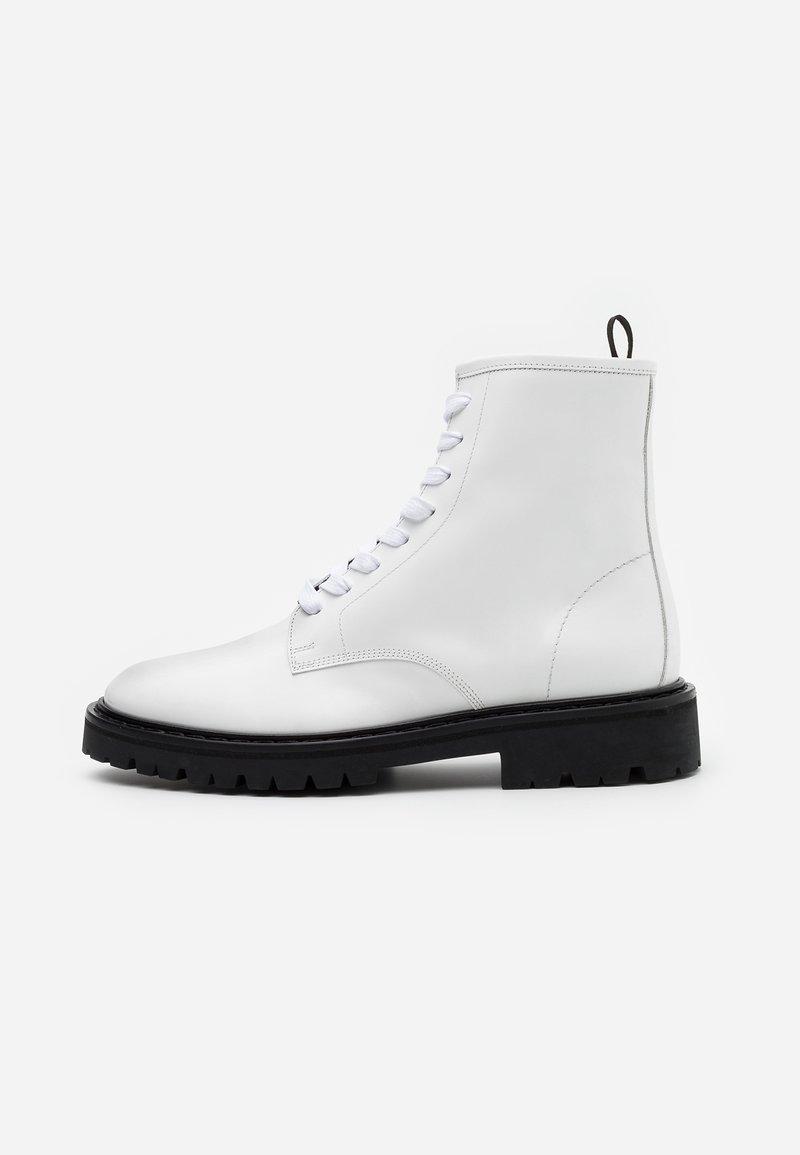 Iro - WAYNE - Botines con cordones - white