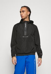 Champion - WINDBREAKER - Training jacket - black - 0