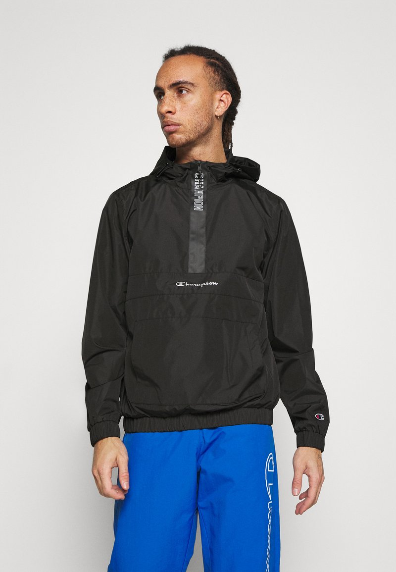 Champion - WINDBREAKER - Training jacket - black